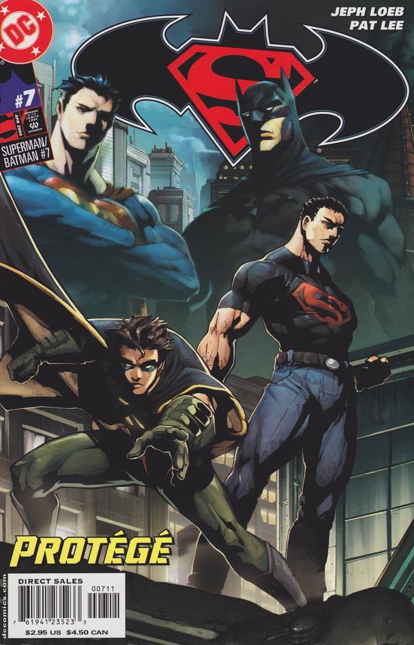 Superman / Batman #7