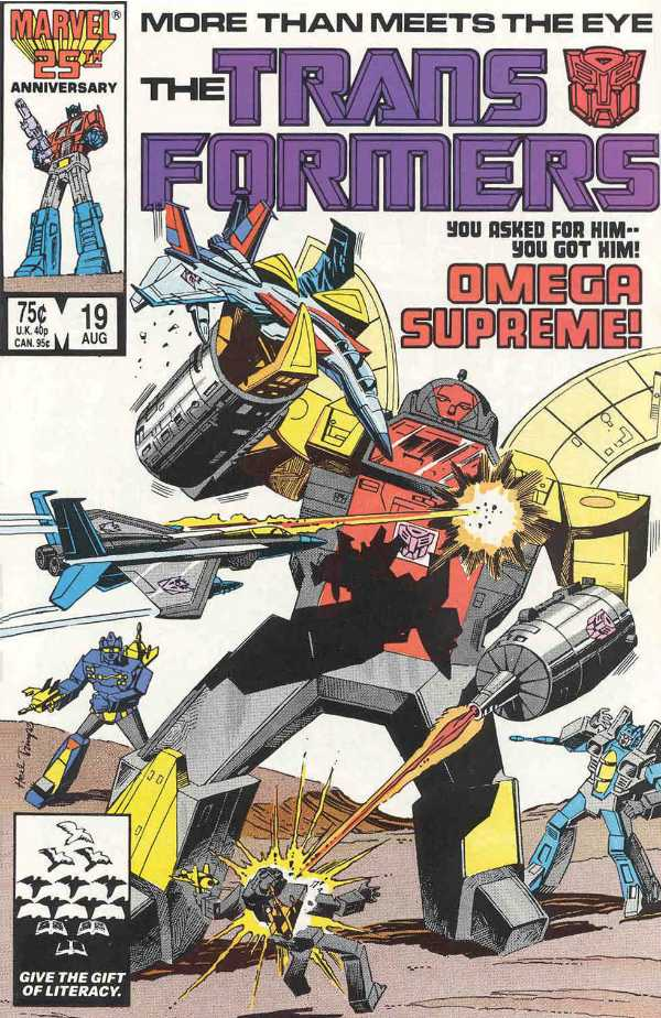 The Transformers #19