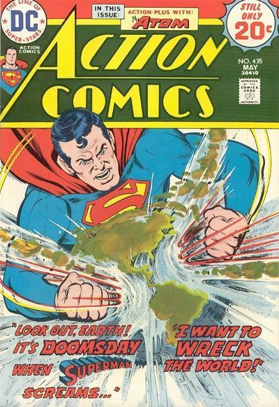 Action Comics #435