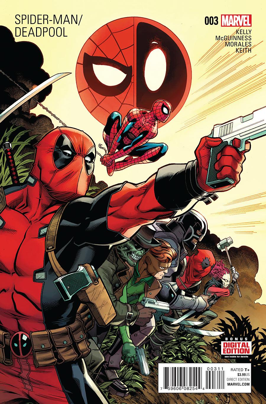 Spider-Man / Deadpool #3