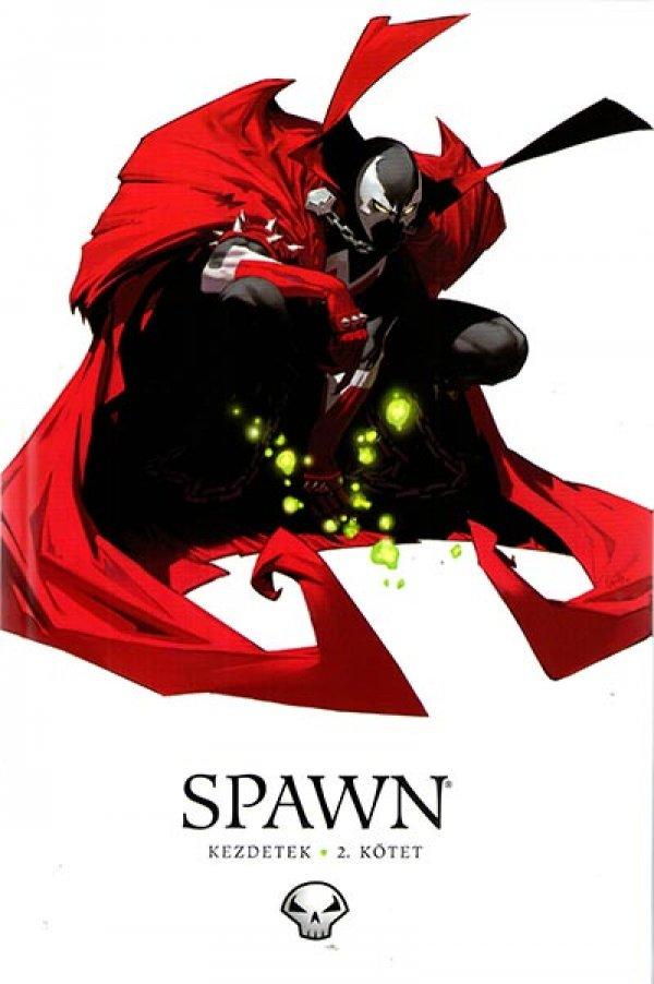 Spawn Kezdetek 2. Kötet HC