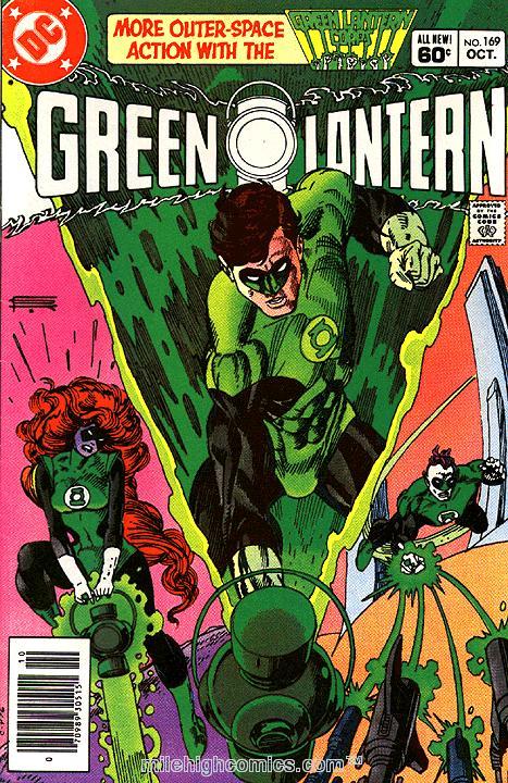 Green Lantern #169