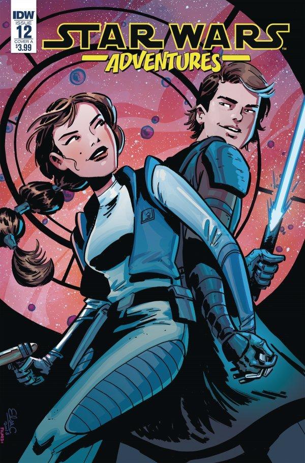 Star Wars Adventures #12