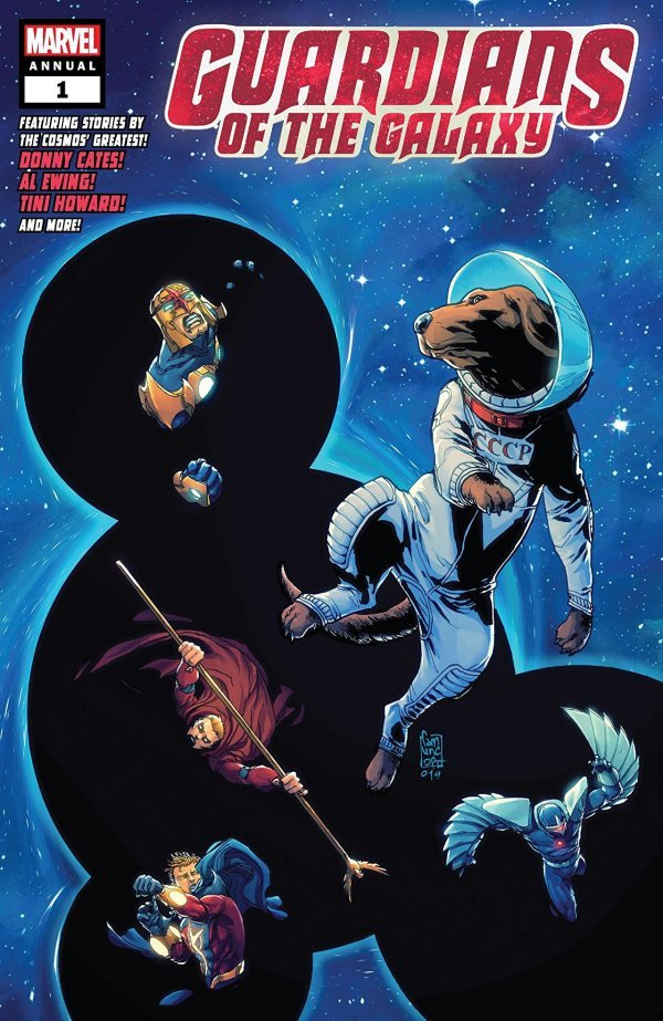 Guardians of the Galaxy Annual #1