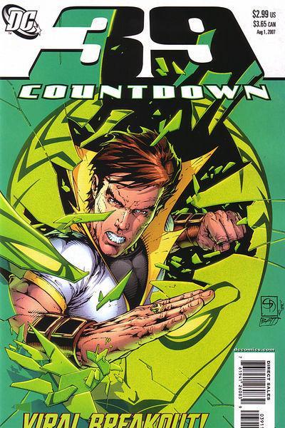 Countdown to Final Crisis #39