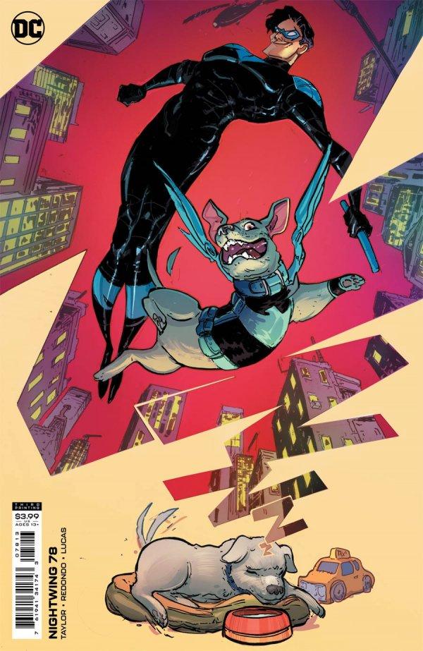 Nightwing #78