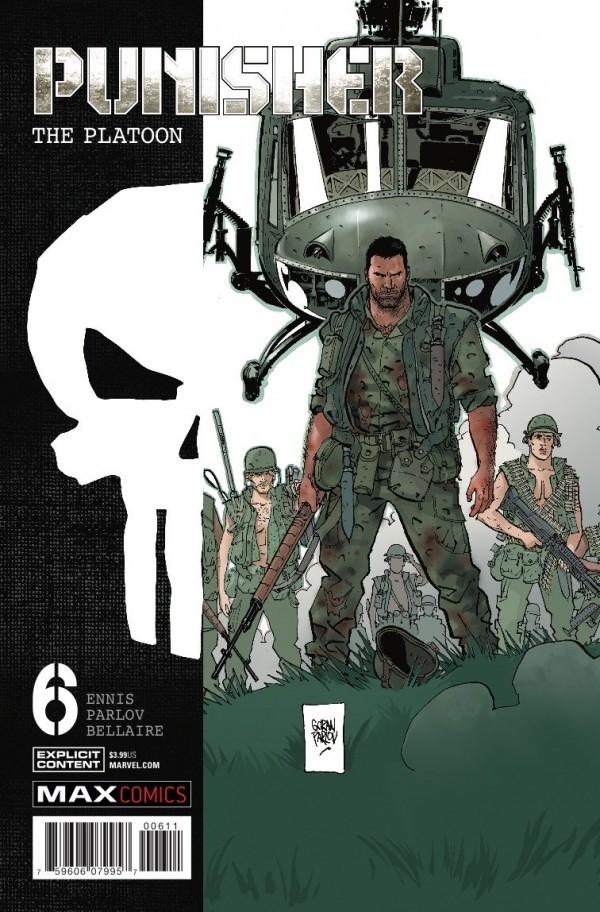 Punisher: The Platoon #6