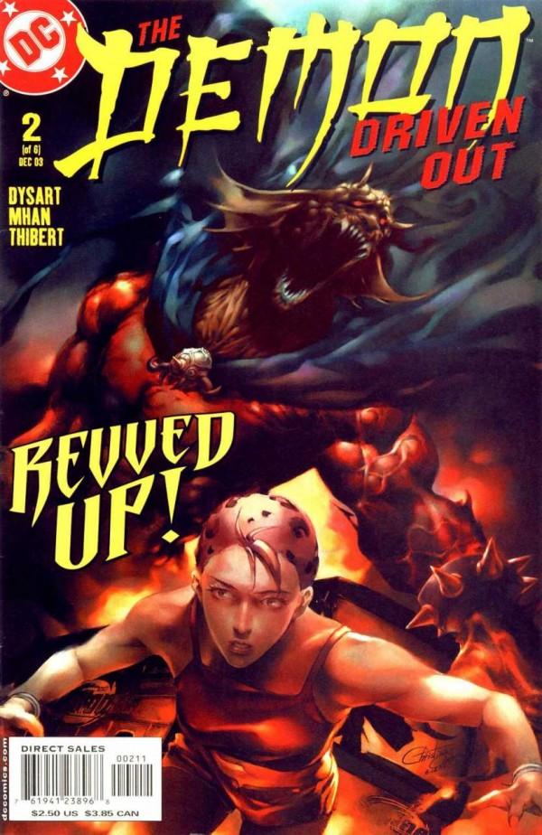 DC Comics Presents: The Demon Driven Out #2