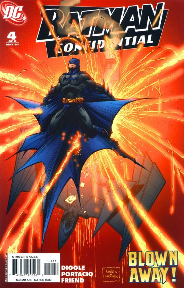 Batman Confidential #4