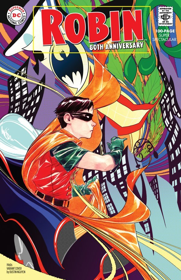 Robin 80th Anniversary 100-Page Super Spectacular #1