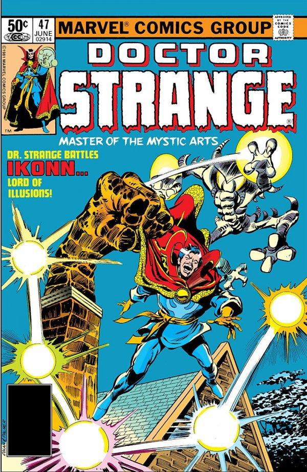 Doctor Strange #47