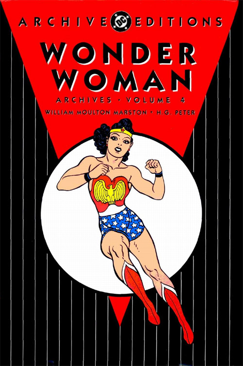 Wonder Woman Archives Vol. 4 HC
