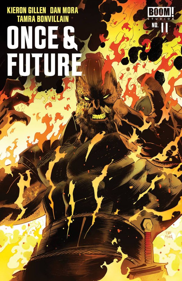 Once & Future #11 review