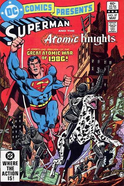 DC Comics Presents #57