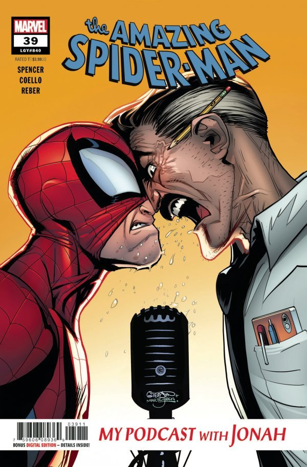 The Amazing Spider-Man #39