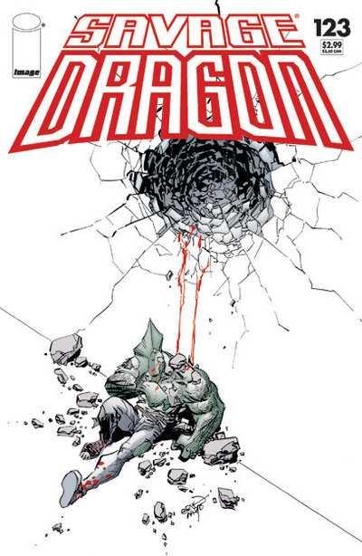 Savage Dragon #123
