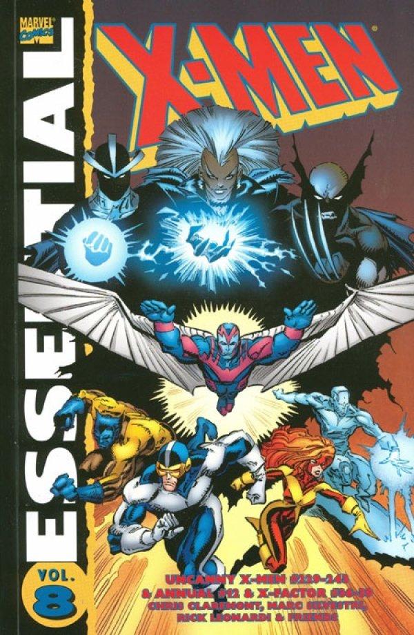 Essential X-Men Vol. 8 TP New Ed