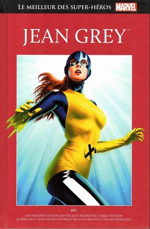 Le Meilleur des Super-Héros Marvel 101 . Jean grey