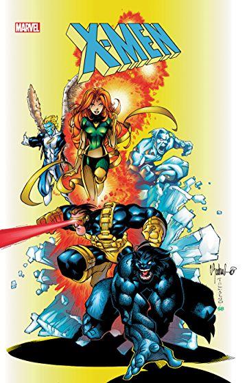X-Men: Blue Vol. 0: Reunion TP