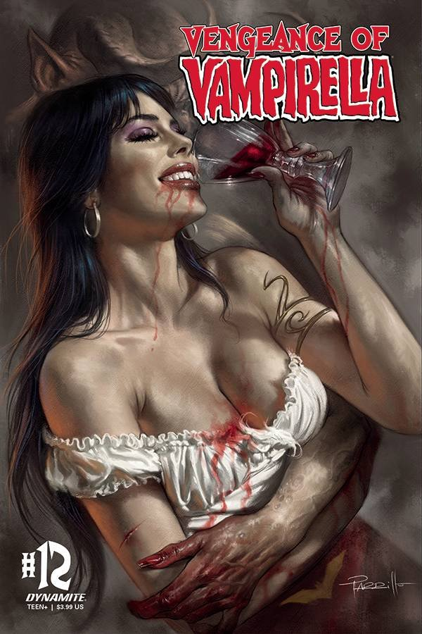 Vengeance of Vampirella #12