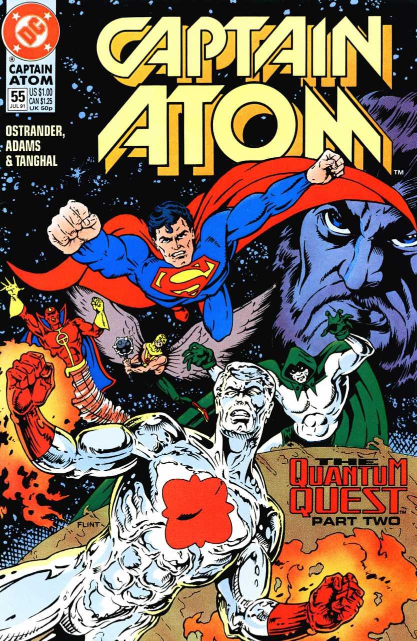 Captain Atom #55