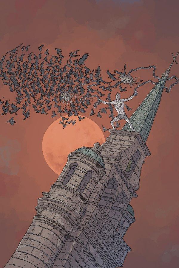 Frankenstein: Undone #5
