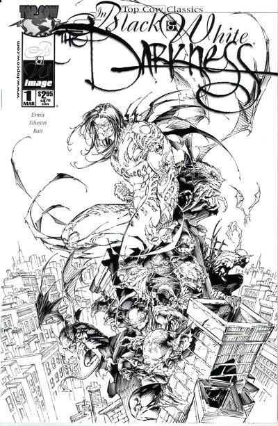 Top Cow Classics in Black and White: The Darkness #1