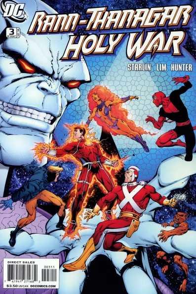 Rann-Thanagar Holy War #3