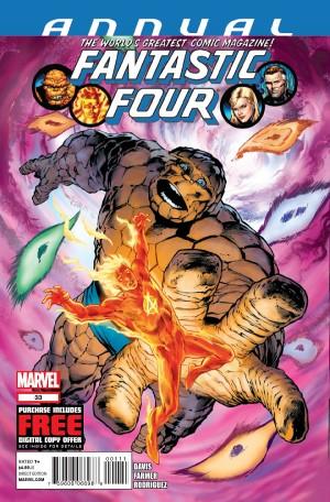 Fantastic Four Annual #33