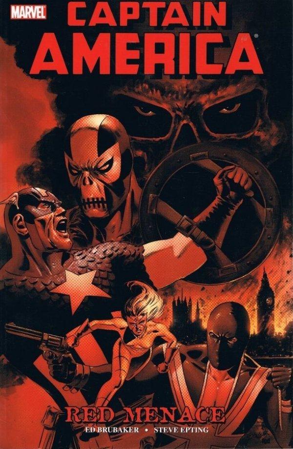 Captain America: Red Menace Vol. 2 TP