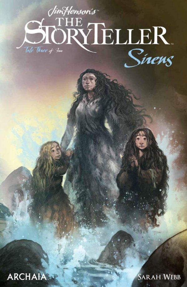 Jim Henson's The Storyteller: Sirens #3