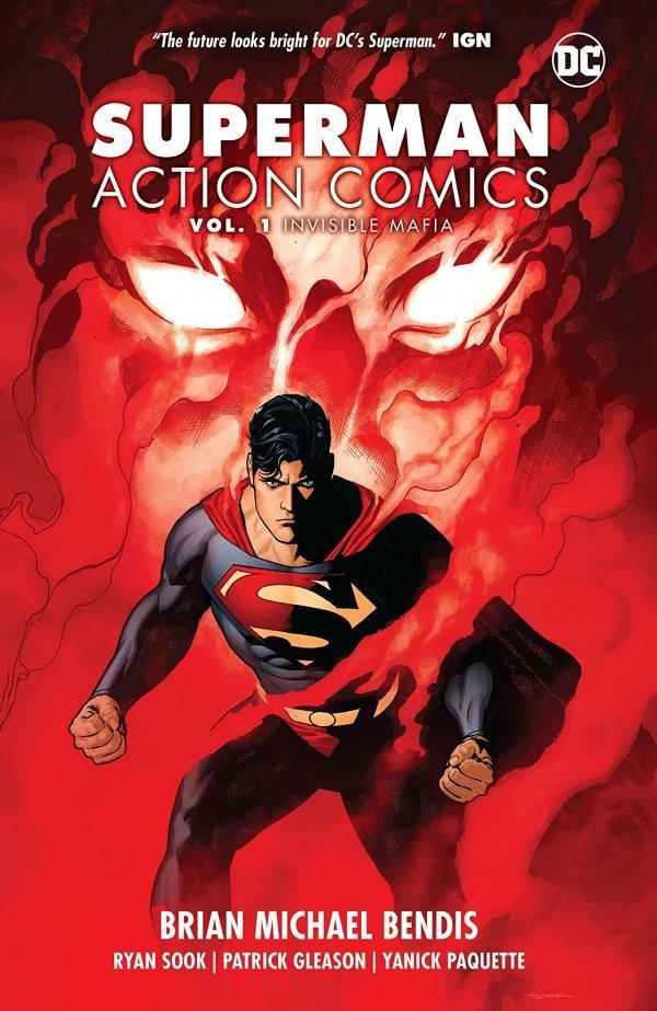 Action Comics Vol. 1: Invisible Mafia HC