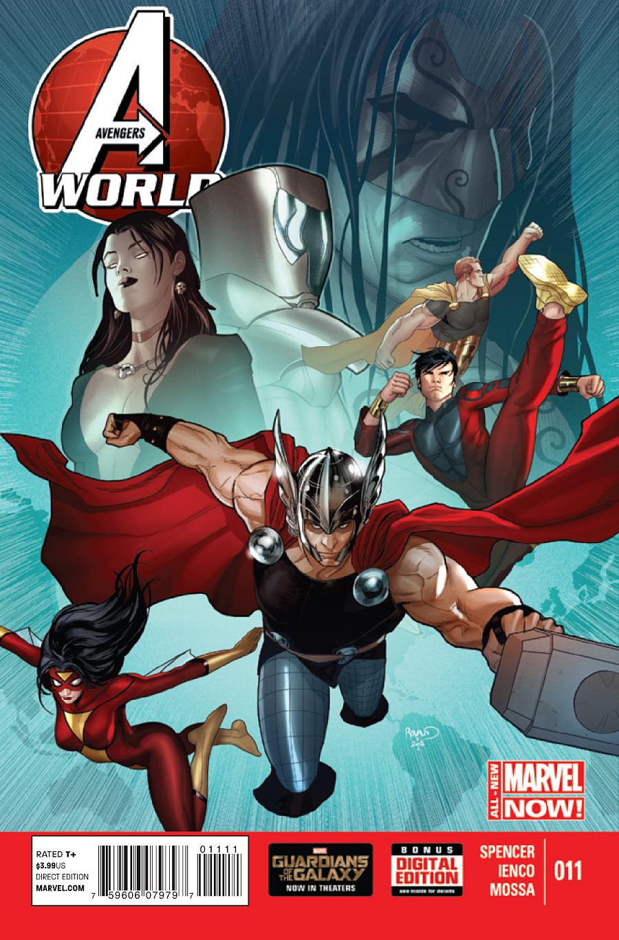 Avengers World #11