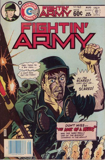 Fightin' Army #165