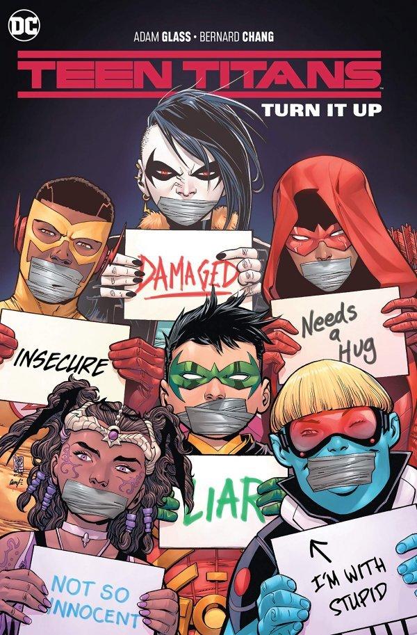 Teen Titans Vol. 2: Turn It Up TP