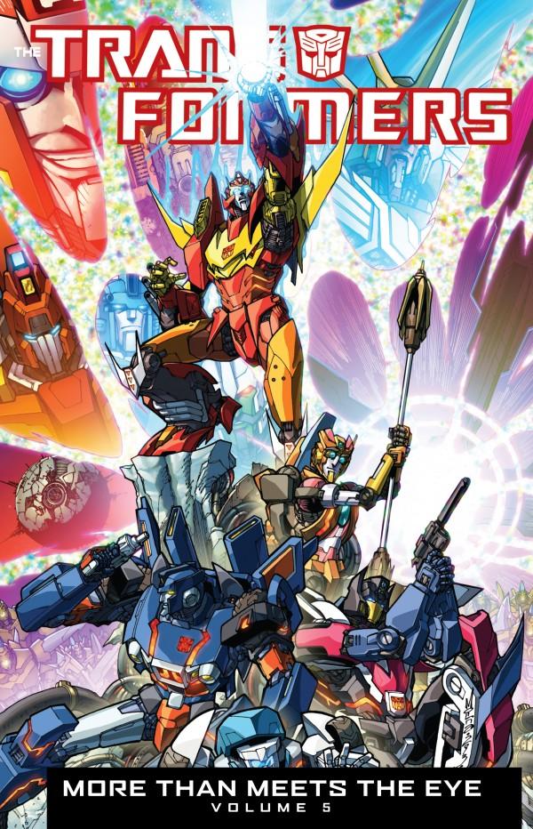 Transformers: More Than Meets the Eye Vol. 5 TP