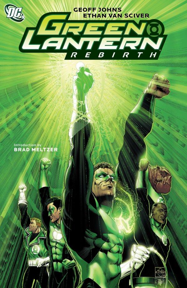 Green Lantern: Rebirth TP