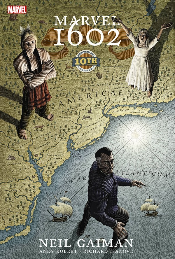 Marvel 1602: 10th Anniversary Edition HC review