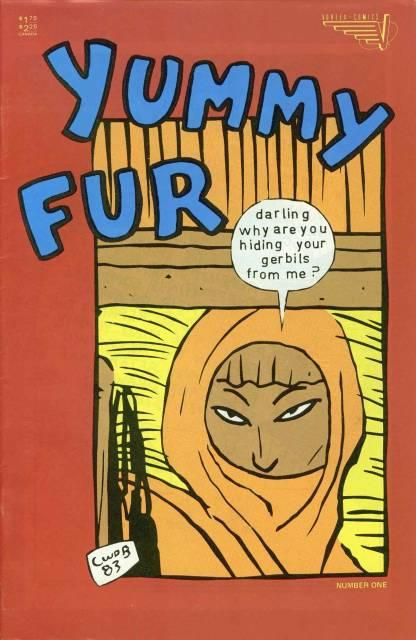 Yummy Fur (Vortex) #1