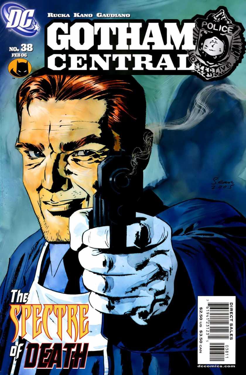 Gotham Central #38