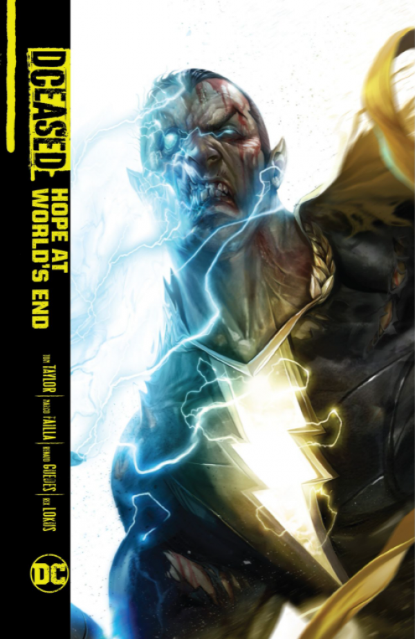 DCeased: Hope At World's End HC
