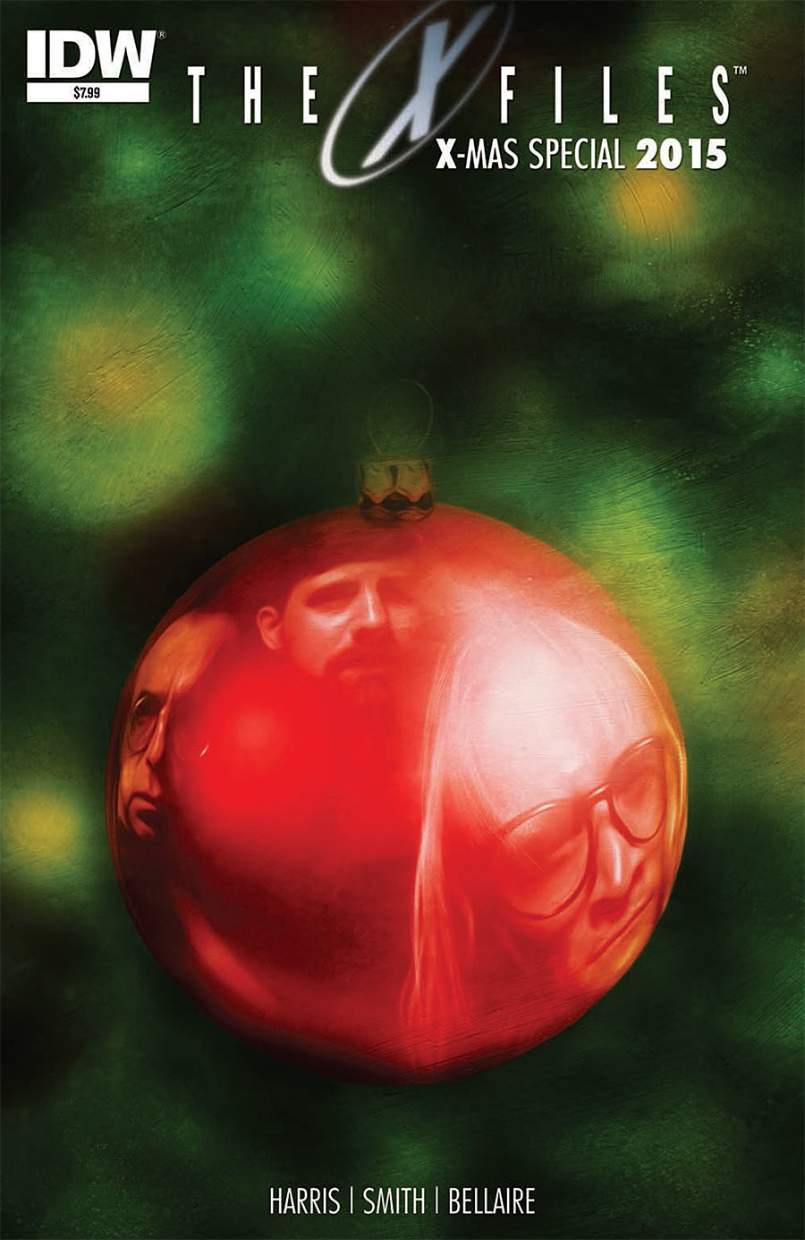 The X-Files: X-Mas Special #1