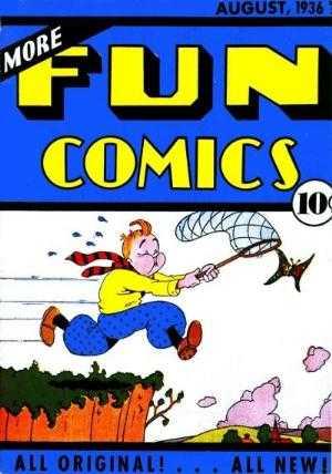 More Fun Comics #12