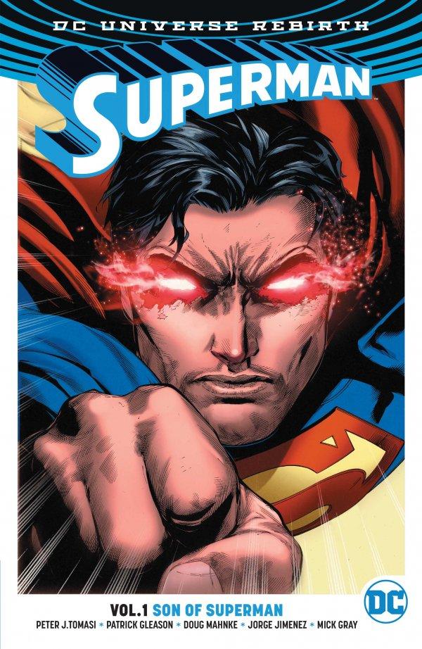 Superman Vol. 1: Son Of Superman TP