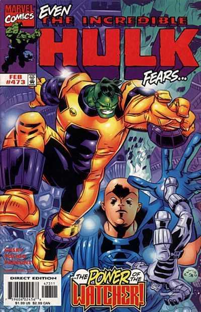 The Incredible Hulk #473