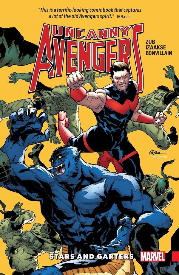 Uncanny Avengers - Unity Vol. 5: Stars and Garters TP