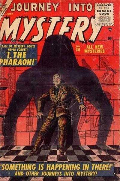Journey into Mystery #36