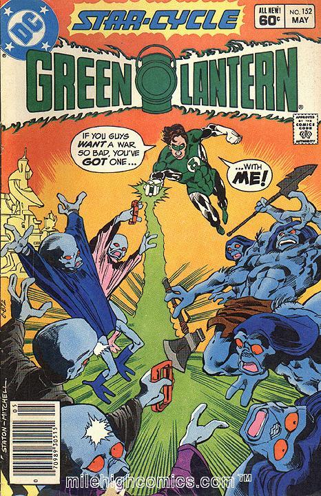 Green Lantern #152