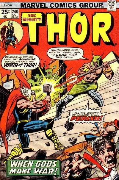 The Mighty Thor #240