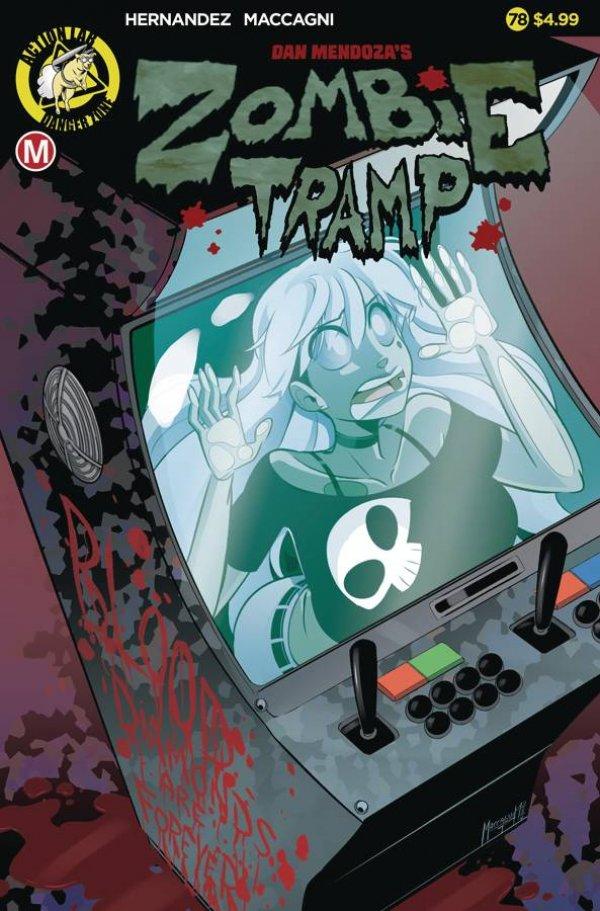 Zombie Tramp #78